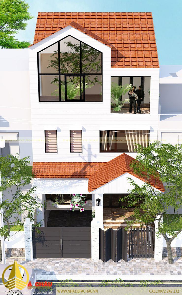 thiết kế nhà đẹp tại quận Gò Vấp