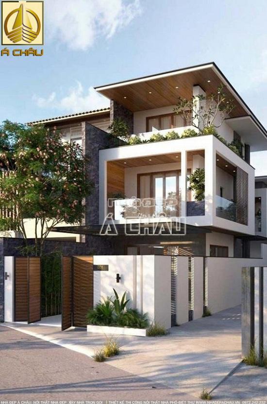 19 mẫu thiết kế nhà hiện đại