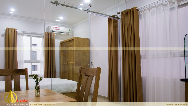 Thiết kế phòng ngủ chính hiện đại