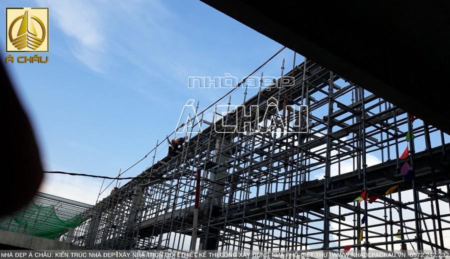 Công ty xây dựng nhà ở chuyên nghiệp