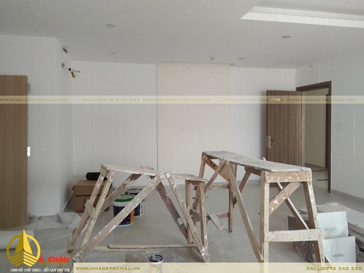 thiết kế nội thất nhà ở cần tuân thủ theo hiện trạng có sẵn