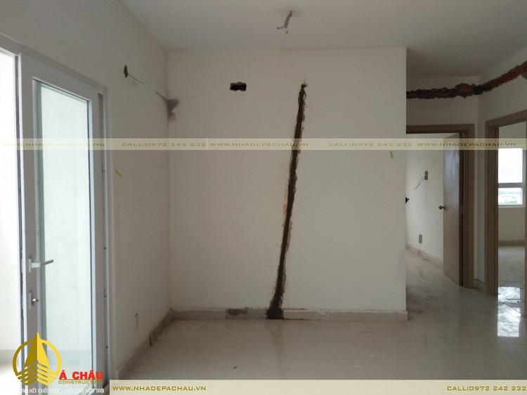 cải tạo sửa chữa căn hộ