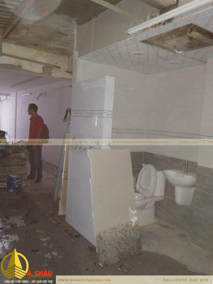 cải tạo sửa chữa nhà phố cấp 4