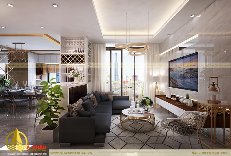 thiết kế và thi cong nội thất đẹp
