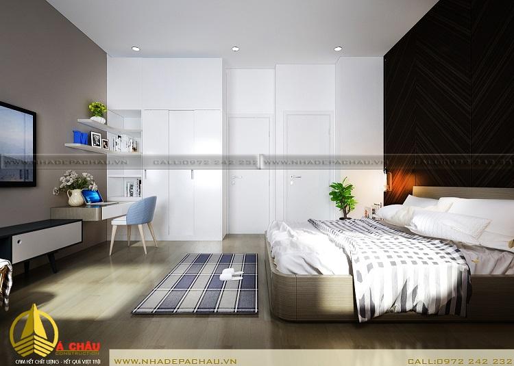 thiết kế phòng ngủ cho con trai nhỏ