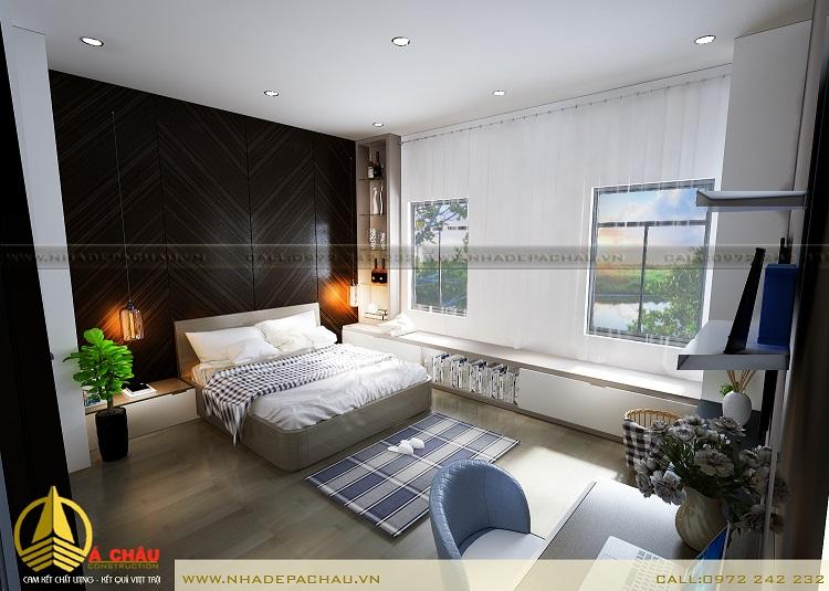 mẫu thiết kế phòng ngủ độc đáo