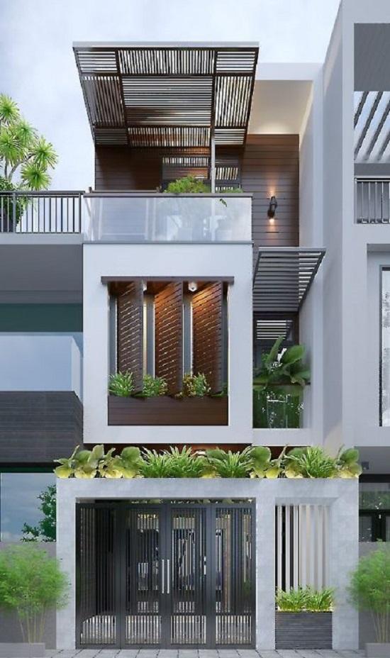 thiết kế nhà đẹp 2 tầng tại tphcm