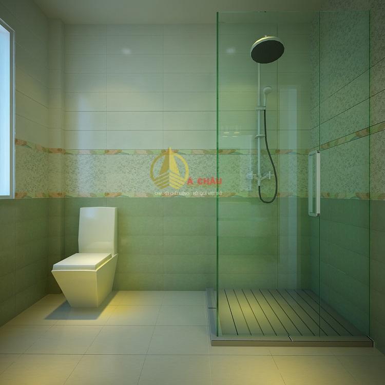 thiết kế nhà vệ sinh phòng ngủ con trai
