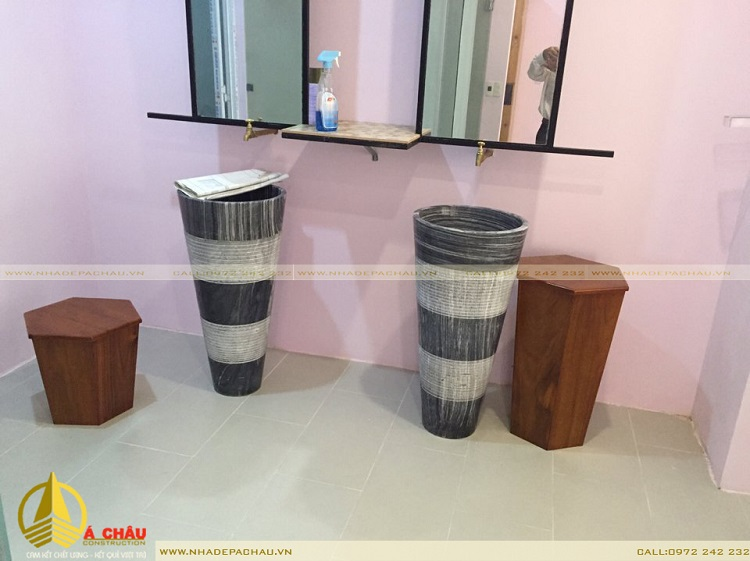 Thi công nội thất phòng vệ sinh