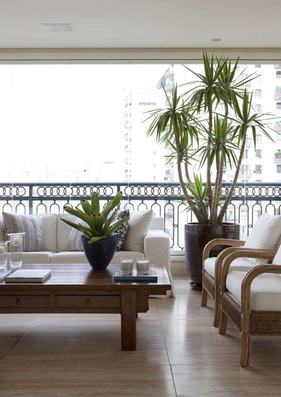 nổi bật với mảng xanh trong thiết kế phòng khách