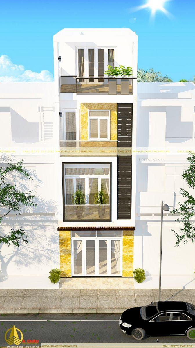 Thiết kế nhà đẹp quận Thủ Đức TPHCM