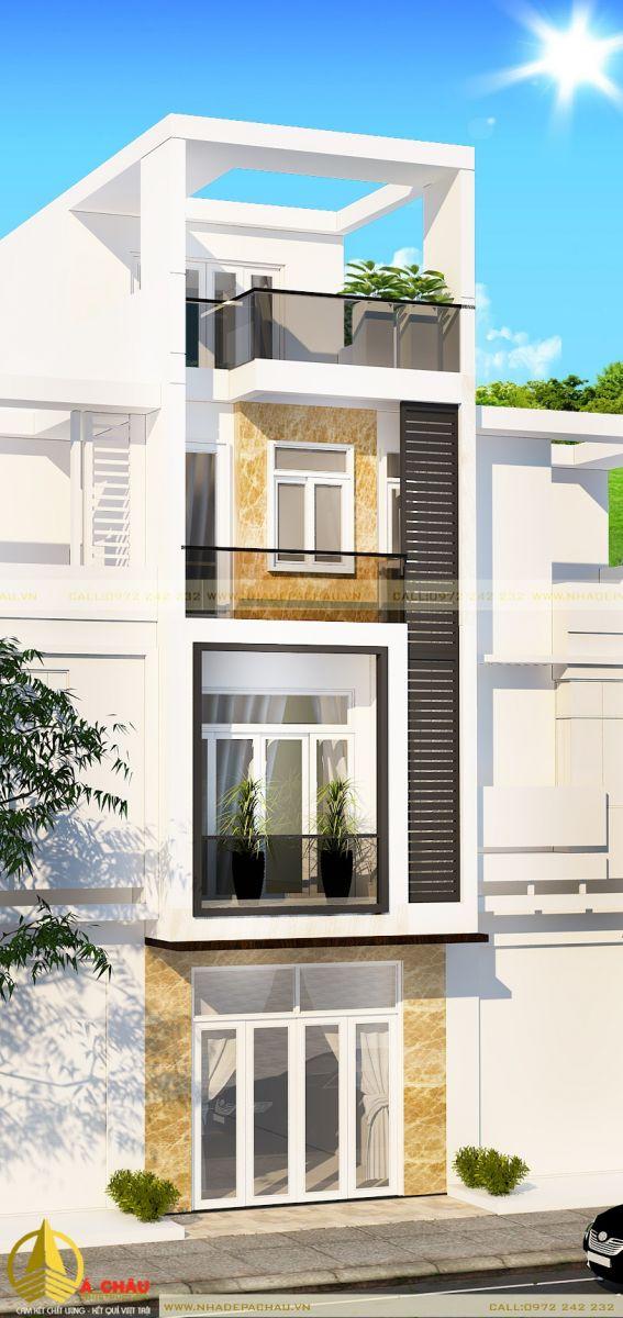 Thiết kế nhà đẹp đơn giản giá rẻ TPHCM