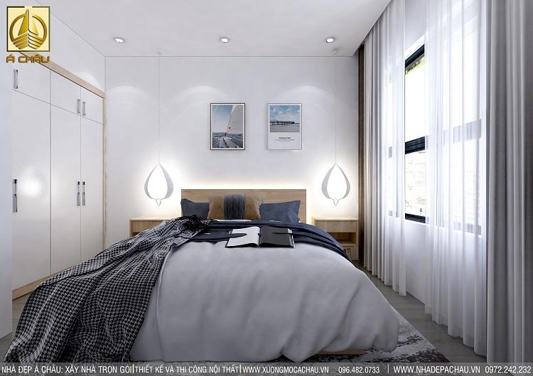 thiết kế nội thất phòng ngủ bình dương