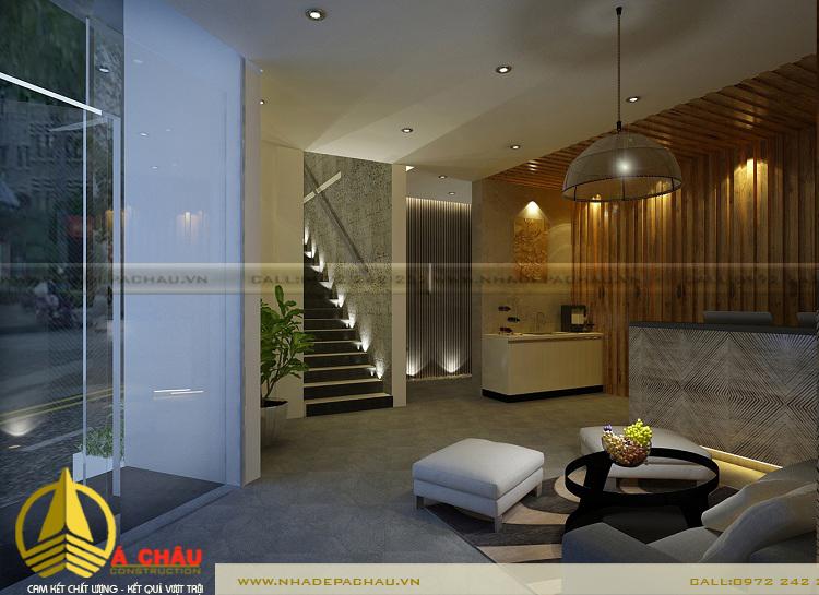Thiết kế Sảnh spa Đồng nai