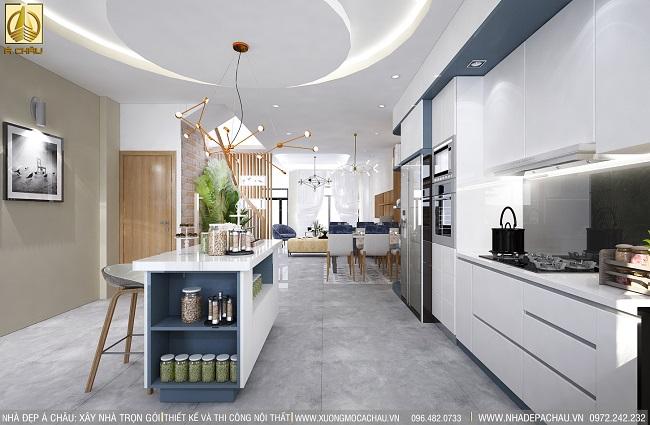 Phòng bếp Chị Tuyết-Quận 2