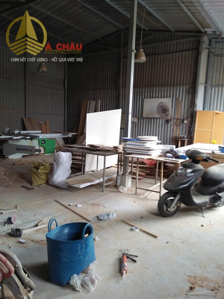 Xưởng sản xuất hàng nội thất chuyên nghiệp uy tín Tại TPHCM